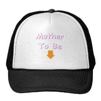 Mother To Be Mesh Hat