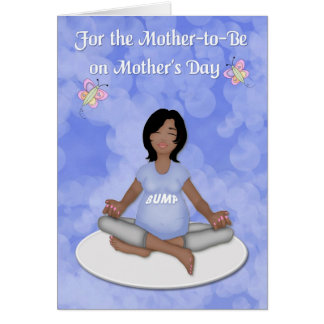 Mother-to-Be Mother s Day Greeting Card