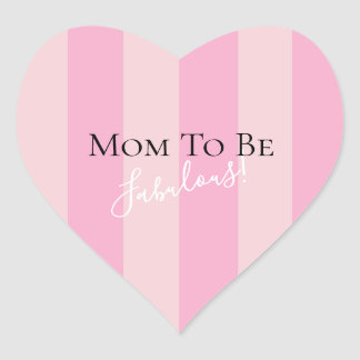 Mother To Be Party Baby Shower Stickers