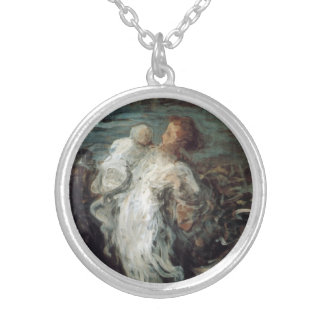 """""""Mother with Child"""" necklace"""