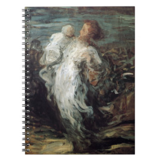 """""""Mother with Child"""" notebook"""