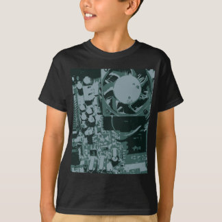 Motherboard Circuit T-Shirt
