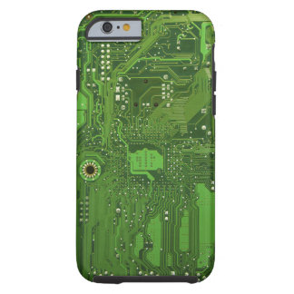MOTHERBOARD GREEN Vibe iPhone 6 Case Tough iPhone 6 Case