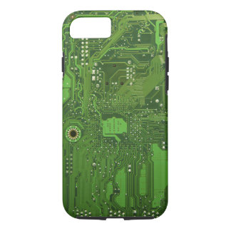 MOTHERBOARD GREEN Vibe iPhone 7 Case