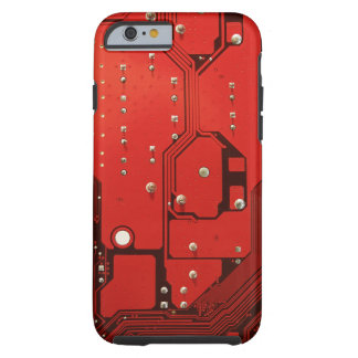 MOTHERBOARD RED Vibe iPhone 6 Case Tough iPhone 6 Case