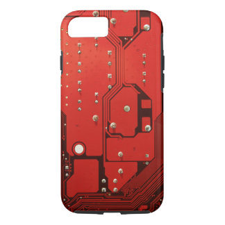MOTHERBOARD RED Vibe iPhone 7 Case