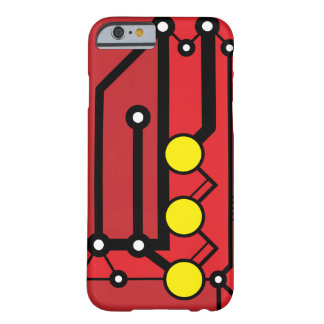 Motherbox iPhone 6 case Barely There iPhone 6 Case