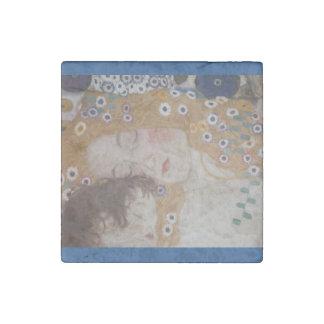 Motherhood Stone Magnet