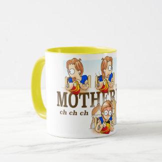 Motherhood Khat Comics Mug