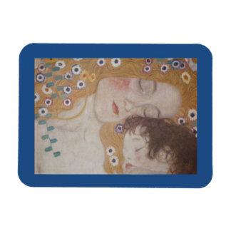 Motherhood Rectangular Photo Magnet