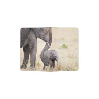 Motherly love passport holder