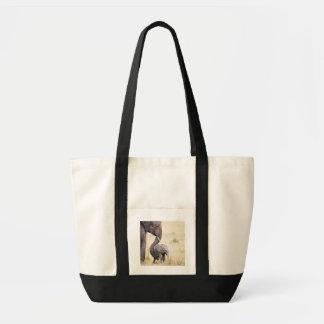 Motherly love impulse tote bag