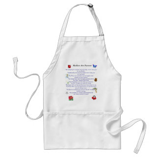 Mothers Are Forever Adult Apron