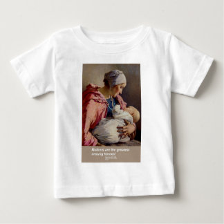 Mothers are the Greatest Unsung Heroes! Tshirts