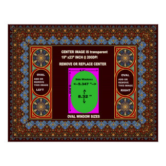 """Mothers Day  Begin size Custom  (30.73"""" x 24.00"""") Poster"""