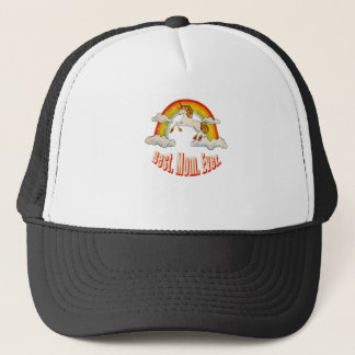 Mothers Day. Best. Mom. Ever. Trucker Hat