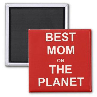 Mother's Day - Best Mom Fridge Magnets
