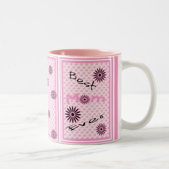 Mother's Day Best Mum Ever Mug