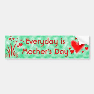 Mother's Day bumper sticker