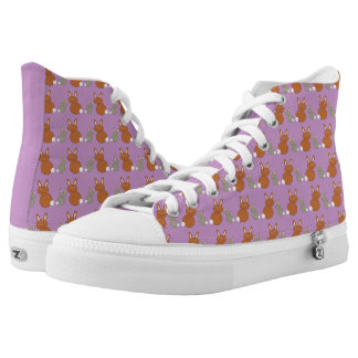Mothers Day Bunnies Shoes