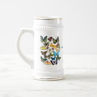 Mother's Day Butterfly Personalized Mug