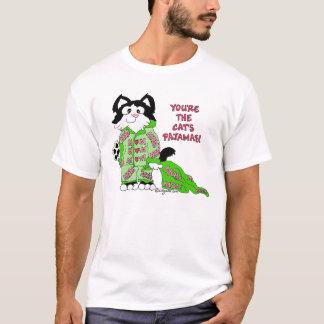 Mother's Day Cat's Pajamas T-Shirt