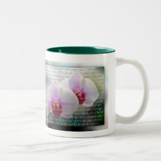 Mother's Day Christian Orchids Mug