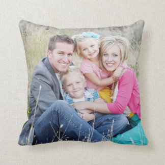 Mother's Day, Custom Photo, Cushion