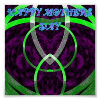 mothers day design poster