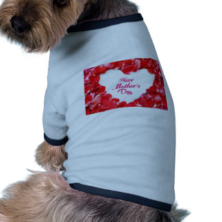 mothers day pet t-shirt