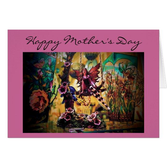 Mother's Day Fairy Card