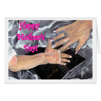 Mother's Day for Christian Mother Greeting Card