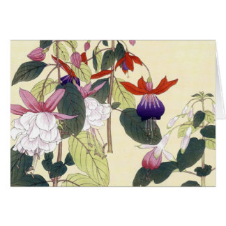 Mother's Day Fuchsias Card