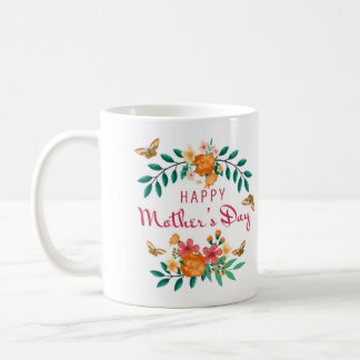 Mother's day gift mug with lovely words