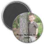 Mother's Day Gifts 7.5 Cm Round Magnet