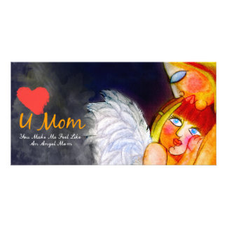 Mother's Day Gifts Customised Photo Card