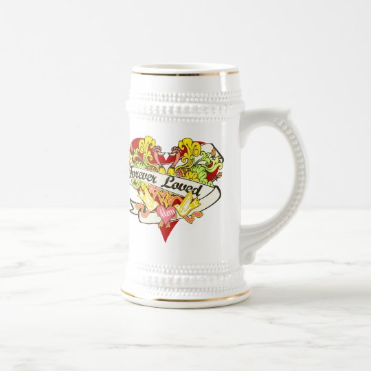 Mother's Day Gifts for Mum Beer Stein