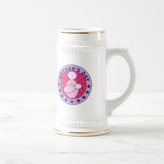 Mothers Day Gifts 18 Oz Beer Stein
