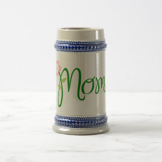 Mother's Day Gray/Blue 22 oz Stein