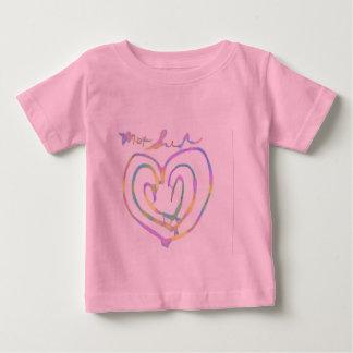 Mother's day heart design t-shirt