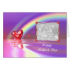 Mother's Day Heart (photo frame) Card