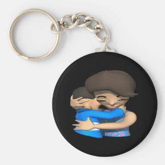 Mothers Day Hug Keychains