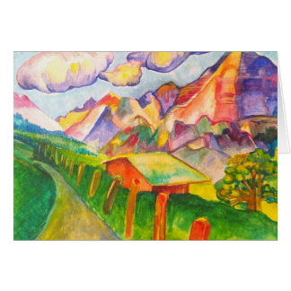 Mother's Day - Journey Greeting Card
