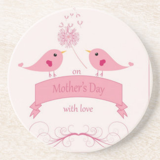 Mothers Day Love Coaster