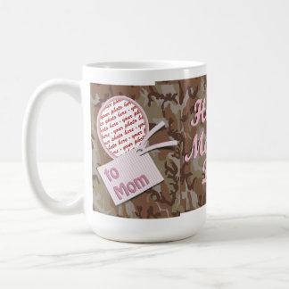 Mother's Day Memento Photo Frame Coffee Mug