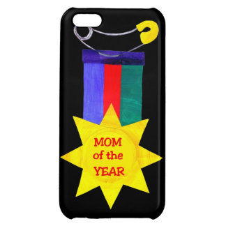 Mother's Day Mom of the Year Medal iPhone 5C Cover