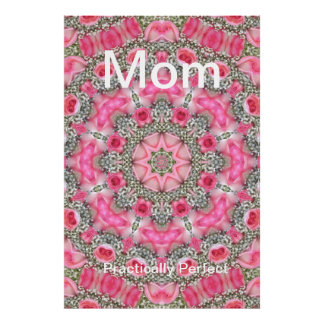 Mother's Day - Mom,  Practically Perfect Print