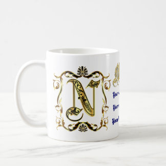 Mothers Day Monogram Specials Set 2 View Hints Coffee Mugs