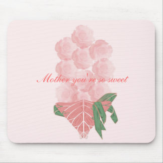 Mother's Day mousepad