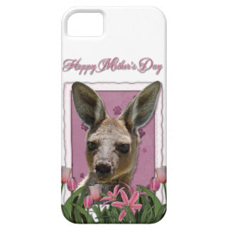 Mothers Day - Pink Tulips - Kangaroo iPhone 5 Cases
